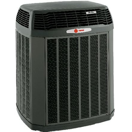 Trane XL18i air conditioner.