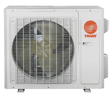 Trane 4TYK6 cooling single-zone ductless.
